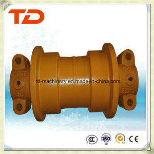 Excavator Spare Parts Caterpillar E120b Track Roller/Down Roller for Crawler Excavator Undercarriage Parts