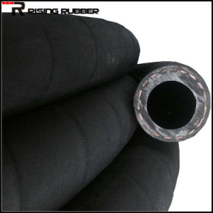 High Pressure Black Rubber Pipe for Water/Air pictures & photos