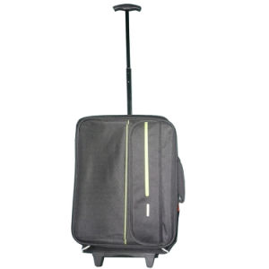 Rolling Wheeled Trolley Laptop Bag for Business Travel pictures & photos