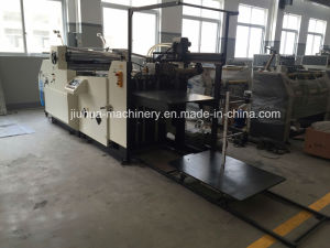 Fms-Z1100 Automatic Water-Based Glue Laminating Machine pictures & photos