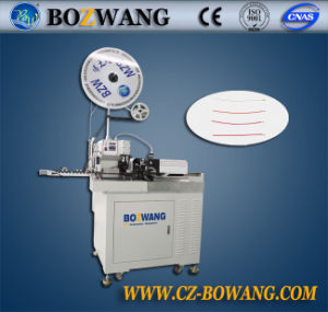 Full Automatic Cutting, Stripping, Twisting, Tinning and Crimping Machine (4 Wires Mode) pictures & photos