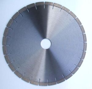 "16"" Diamond Silent Cutter Blade for Granite pictures & photos"