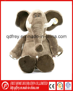 Cute Baby Gift Plush Toy of Soft Elephant Toy pictures & photos