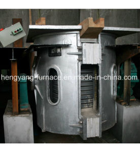 Stainless Steel Induction Smelter of 2t pictures & photos