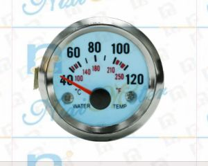 Auto Water Temperature Gauge with Cold Light pictures & photos