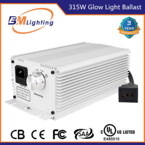 Plant Lighting Hydroponics Grow Light Digital 315W Ballasts pictures & photos