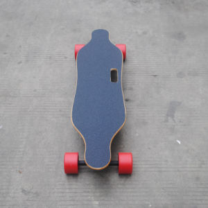 Factory Supplied Electric Longboard 4 Wheels Powerful Skateboard pictures & photos