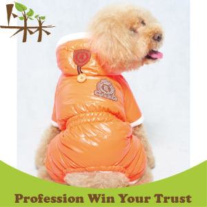Designer Dog Pet Clothes China Supply Popular Sports Dog Jumpsuit pictures & photos