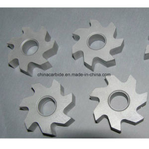 Solid Carbide Cutters as Scarifier Tools pictures & photos