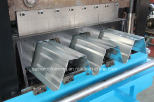 Metal Deck Roll Forming Machine (new station) pictures & photos