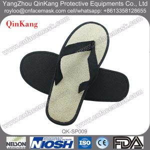 Loofah Mat EVA Indoor Slippers for Hotel/Airline/Hospital pictures & photos