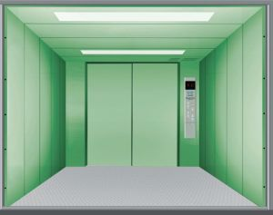 Fujizy Freight Elevator for Transport Goods pictures & photos