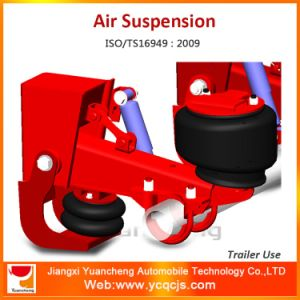 Truck Semi Trailer Air Ride Suspension System pictures & photos