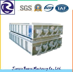 High Quality Baffle Door Used in Chemical Pipeline pictures & photos