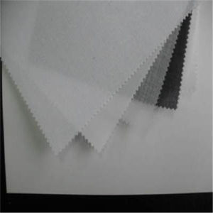 210GSM Collar Cuff Cotton Shirt Fusible Fabric Interlining Garment Accessory pictures & photos