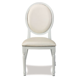 Stacking Aluminum Wedding Hotel Banquet Chair pictures & photos