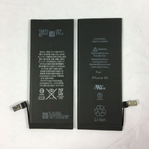 OEM AAA High Capacity Original Li-ion mobile Phone Replacement Battery for Battery iPhone 4 4s 5 5c 5s 6 6s 7 pictures & photos