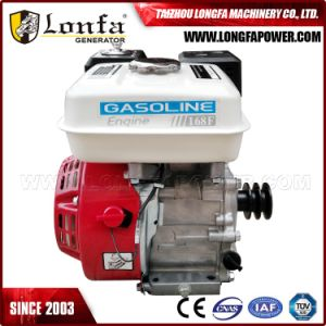 5.5HP 6.5HP Gx160 163cc Air Cool Gasoline Engine with Pulley pictures & photos