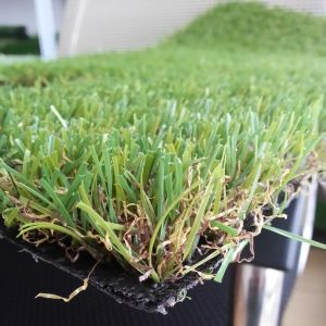 4 Colours 25mm High Quality Natural Looking Autuam Grass