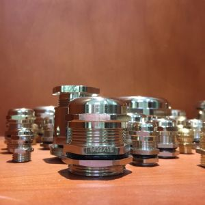 Waterproof Brass Metal Cable Gland pictures & photos