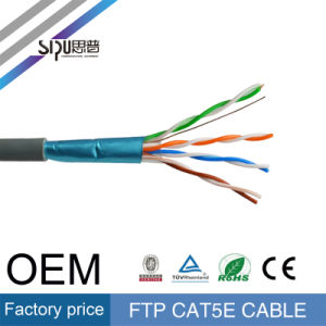 Sipu Best Price FTP Cat5e LAN Cable for Network pictures & photos