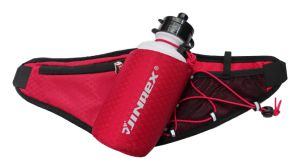 Sports Cycling Security Pocket Bag Two Waterbottle Waist Running Bag pictures & photos