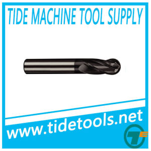 Solid Carbide Ball Nose End Mill pictures & photos