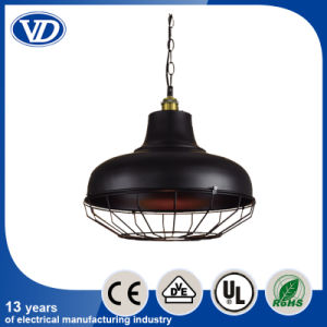 Loft Retro Industrial Outdoor Street Light Iron Pendant Light