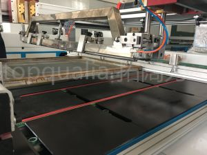 Full-Auto Four Colums Engineering Glass Screen Printing Machine pictures & photos