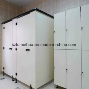 Fmh Toilet Cubicle Phenolic Board/ HPL Board pictures & photos