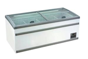 Supermarket Deep Freezer Cabinets /Combined Island Freezer for Hypermarket pictures & photos