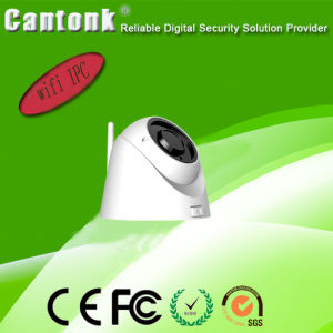 1080P/720p@25fps 3MP HD Lens CCTV WiFi IP Camera pictures & photos