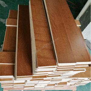 Composite Wood Flooring Birch Engineered Flooring pictures & photos