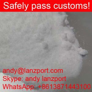 100% Pass UK Customs Local Anesthetic Drugs Benzocaine pictures & photos
