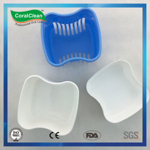 Oral Care Fresh up High Quality Denture Box pictures & photos