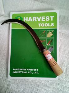 Steel Sickle High Quality Hand Tool Sickle pictures & photos
