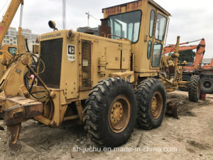 Original USA Used Cat 12g Motor Grader pictures & photos