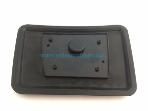 Custom Vehicle PU Rubber Pad pictures & photos