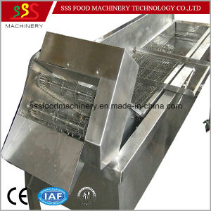 High Production Automatic Continuous Fryer Pressure Fryer Chicken Fryer Manufacturer