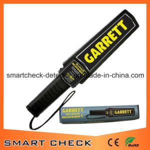 Same as Original Garrett Super Scanner Hand Held Metal Detector Portable Metal Detector pictures & photos