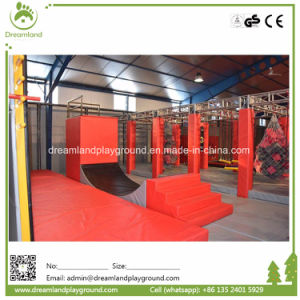 Popular Adventure Foam Pit Ninja Warrior Obstacles for Sale pictures & photos