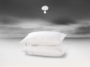 4 Season Goose Duck Down Feather Pillow for Home pictures & photos