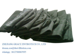 Dedusting Bags PTFE Fiberglass Filter Cloth Dust Filter