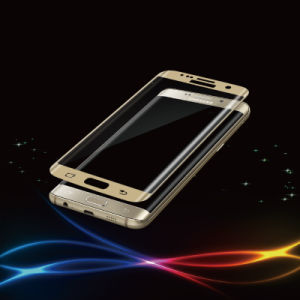 3D Heat Bending Curved Edge Tempered Glass Phone Protector for S7/S7 Edge pictures & photos