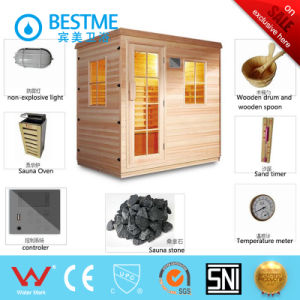 Modern Style Bathroom Luxury Dry Steam Room Sanitary Ware (BZ-5036) pictures & photos