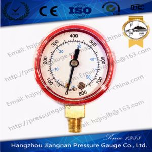 50mm 2′′ General Pressure Gauge with Detachablel PC Window pictures & photos