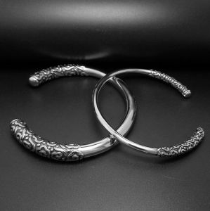 Cuff Bracelets 316L Stainless Steel Fashion Couple Accessories pictures & photos