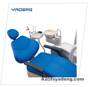 Dental Chair Unit with Double Water Bottle System