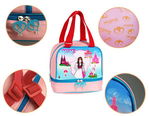 Insulated Lunch Boxes Bags for Girls and Kids (BF1608317) pictures & photos