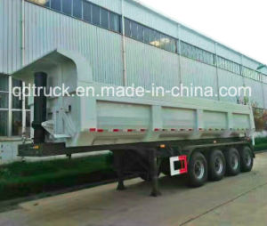 35-50T self-dump truck semitrailer pictures & photos